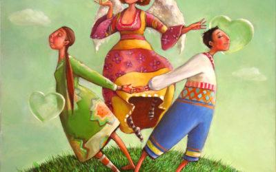 Haniel - fine art paintings Mariana Kalacheva