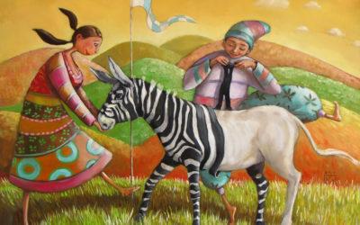 Hobby - fine art paintings Mariana Kalacheva