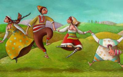 Horo - fine art paintings Mariana Kalacheva