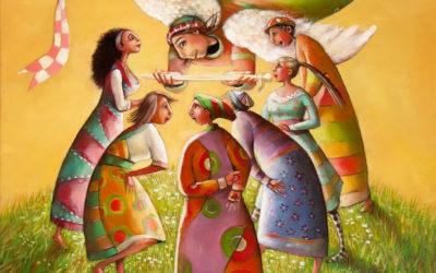 Michael - fine art paintings Mariana Kalacheva