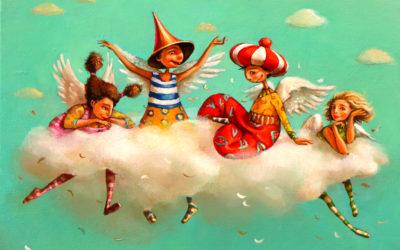 Piece makers - fine art paintings Mariana Kalacheva