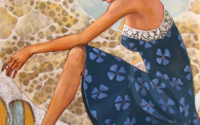 Sea of tango - fine art paintings Mariana Kalacheva