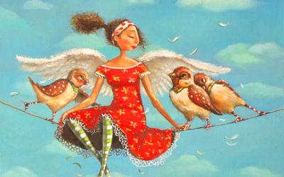 Special guest - fine art paintings Mariana Kalacheva