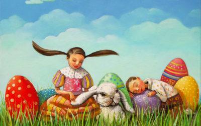 Together - fine art paintings Mariana Kalacheva