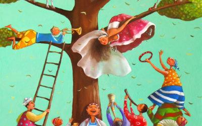 Wedding - fine art paintings Mariana Kalacheva
