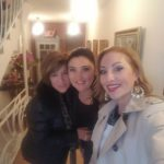 Mariana Kalacheva & Nelly Sirakova & Teresa Lazarowa in the Park STORE art gallery