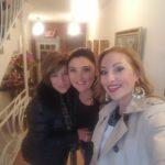 Mariana Kalacheva & Nelly Sirakova & Teresa Lazarowa in the Park STORE art gallery