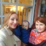 Mariana Kalacheva & Maria Rizova in the Park STORE art gallery