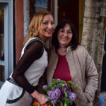 Mariana Kalacheva & Mara Rusinova in the Park STORE art gallery