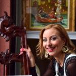 Mariana Kalacheva in the Park STORE art gallery